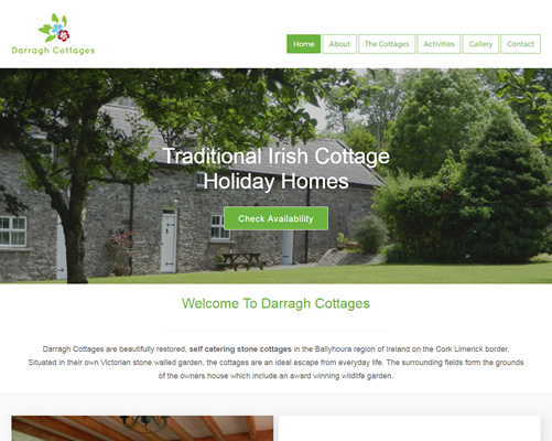 Darragh Self Catering Cottages